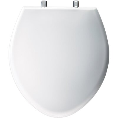 Paramont Residential Plastic Elongated Toilet Seat