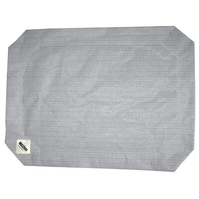 Replacement Cover Size: Large (0.3 H x 32 W x 43 L), Color: Gray