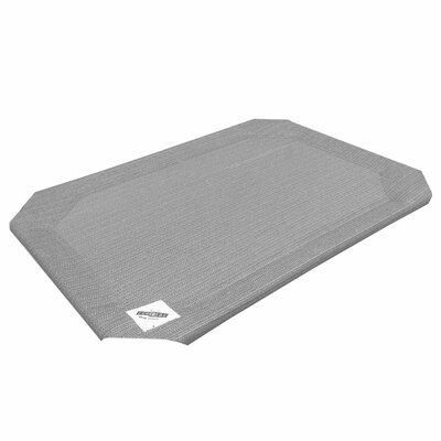 Replacement Cover Size: Small (0.3 H x 22 W x 28 L), Color: Gray