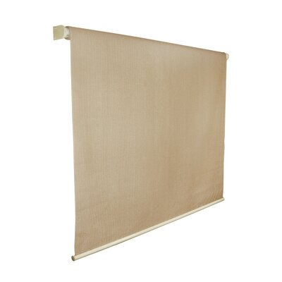 Exterior Semi-Sheer Outdoor Roller Shade