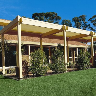 70% UV Block Cloth Outdoor Solar Shade Color: Sandstone