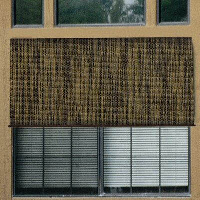 Designer Series Blackout Roller Shade Blind Size: 72 W x 72 L, Color: Sandalwood