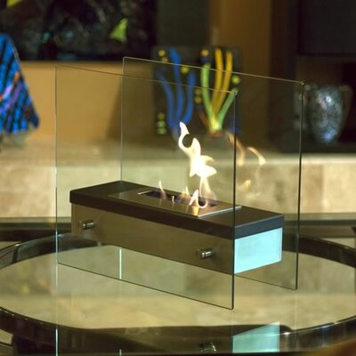 Rent to own Ardore Tabletop Bio Ethanol Firepla...