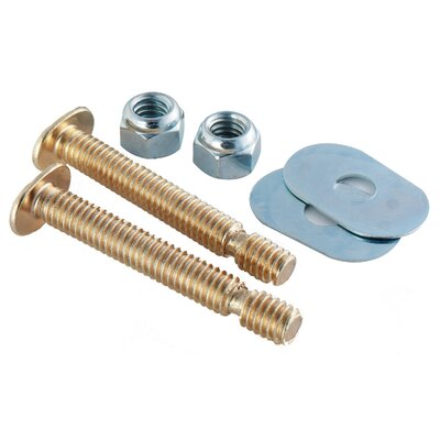 Toilet Snap-Off Bolt Set