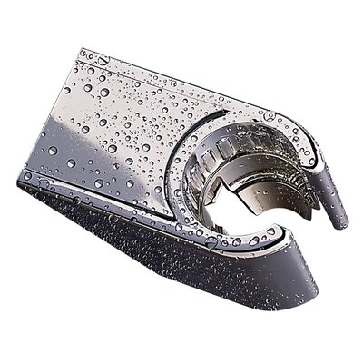 Wall Mount Shower Bracket Color: Chrome