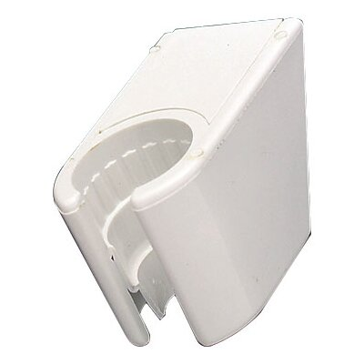 Wall Mount Shower Bracket Color: White