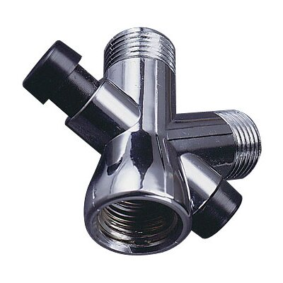 Shower Diverter Valve Color: Chrome