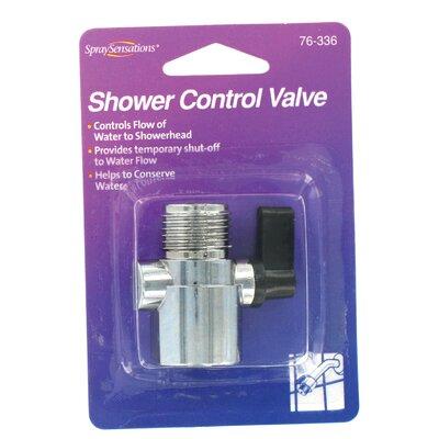 Spray Sensations Shower Control Valve