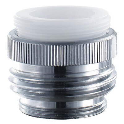 Low Lead Dual Fit Faucet Adapter