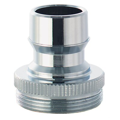 Low Lead Chrome Snap Fit Adapter