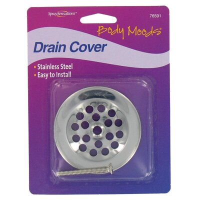 4.8 Grid Shower Drain