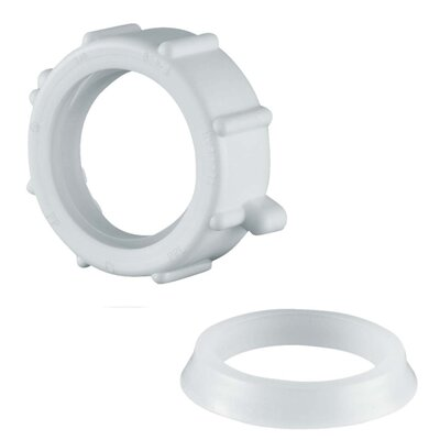 Slip Joint Nut and Washer