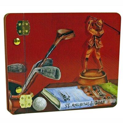 Sports Golf Mini Book Photo Album 24010
