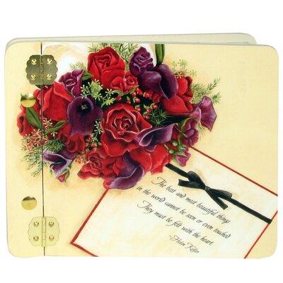 Winter Wedding Bliss Mini Book Photo Album