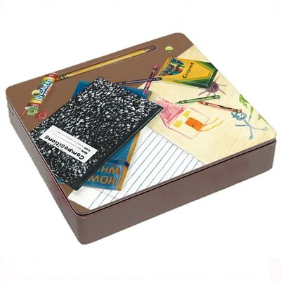 School Days Decorative Storage Box 15023