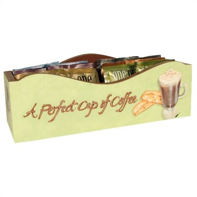 Perfect Cup of Coffee Caddy 28008