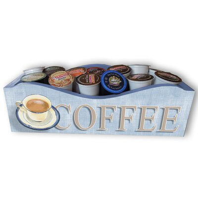 Coffee Horizontal Caddy 2802+9-B