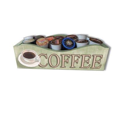 Coffee Horizontal Caddy 2802+9