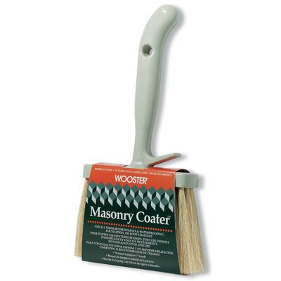 13 Masonry Coater Brush