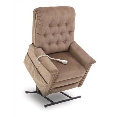 Pride Mobility LC-58 Heritage Collection Medium Lift Chair with Button Back - Quick Ship - Fabric: Wheat at Sears.com