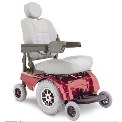 Pridemobility on Pride Mobility Jazzy 1170 Power Chair   Jazzy1170