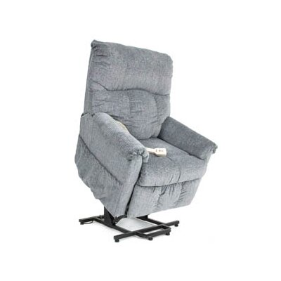 Pride Mobility Specialty Collection Medium 2-Position Lift Chair - Fabric: UltraLeather - Raven Wing, Heat and Massage: None at Sears.com