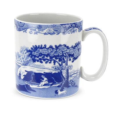 Blue Italian 9 oz. Mug 1380488