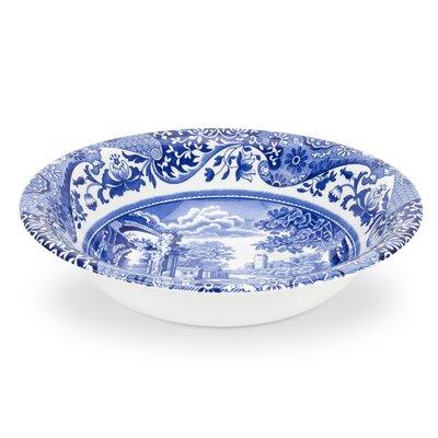 "Blue Italian 6.5"" Cereal Bowl 1532634"