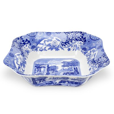 Blue Italian Serving Bowl 1532832
