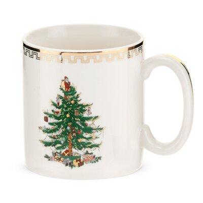 Christmas Tree Gold Mug 1560000