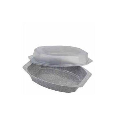 Freeze  Heat And Serve 28 Oz Casserole With Cover