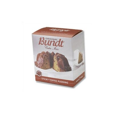 Accessories Sticky Toffee Pudding Bundt Mix
