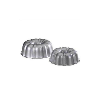 6 And 12 Formed Bundt Pan Set