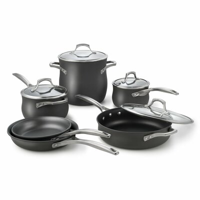 Unison Nonstick 10-Piece Cookware Set