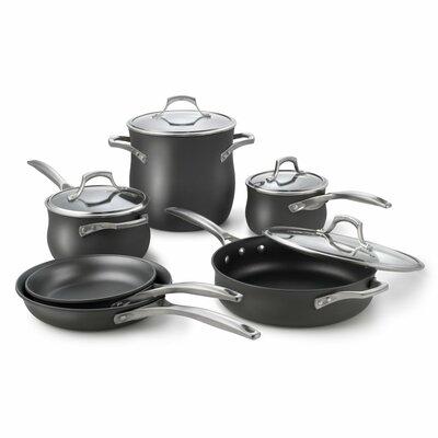 Unison Nonstick 10-Piece Cookware Set