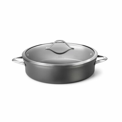 Contemporary Nonstick 7 Qt. Sauteuse