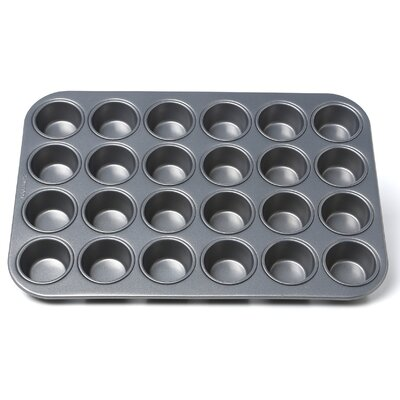 Nonstick 24 Cup Mini Muffin Pan 1826050