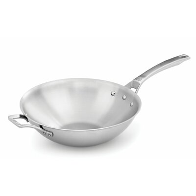 Calphalon Signature 12 Stainless Steel Wok
