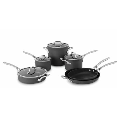 Calphalon Signature  10 Piece Nonstick Cookware Set