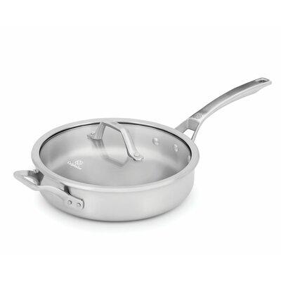 Calphalon Signature 3-qt. Saute Pan with Lid