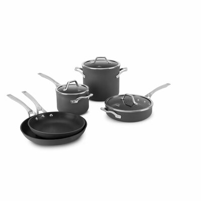 Calphalon Signature  8 Piece Nonstick Cookware Set