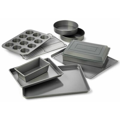 10 Piece Nonstick Bakeware Set 1870839