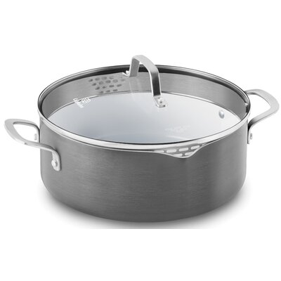 Classic Ceramic 5-qt. Round Dutch Oven