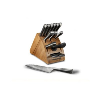 Katana Cutlery 14 Piece Knife Block Set