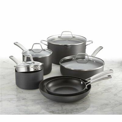 10 Piece Non-Stick Cookware Set (Set of 2)