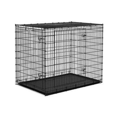 Pet Crate Size: Xlarge (26 H x 23 W x 36 L)