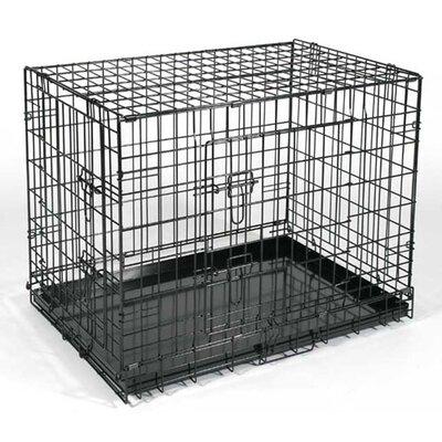 Pet Crate Size: XXXLarge (33 H x 30 W x 48 L)
