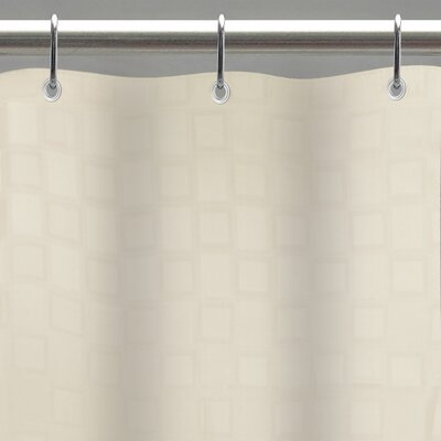 Idell Shower Curtain Liner Color: White