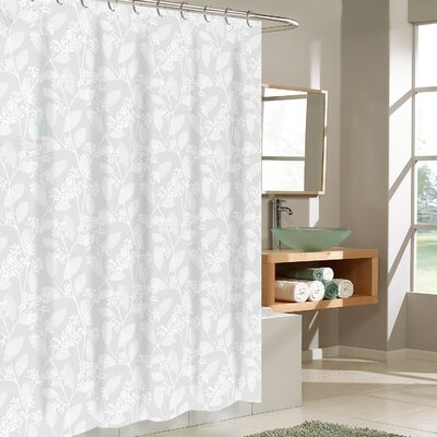 Revere PEVA Sprig Shower Curtain