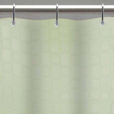 Idell Shower Curtain Liner Color: Seedling